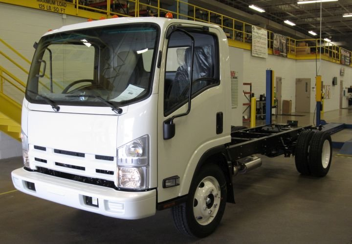 Isuzu Reaches N-Series Cabover Sales Milestone