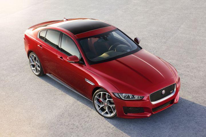 Jaguar Announces 2017-MY Fleet Incentives