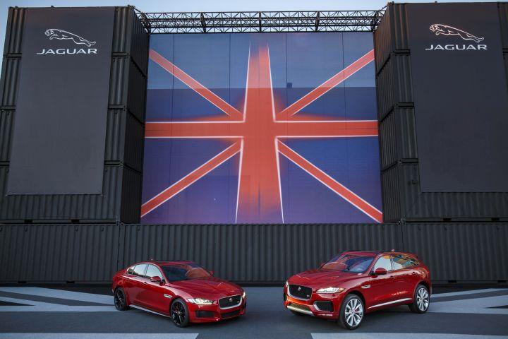 Jaguar Ships XE Sedans to U.S. Dealers