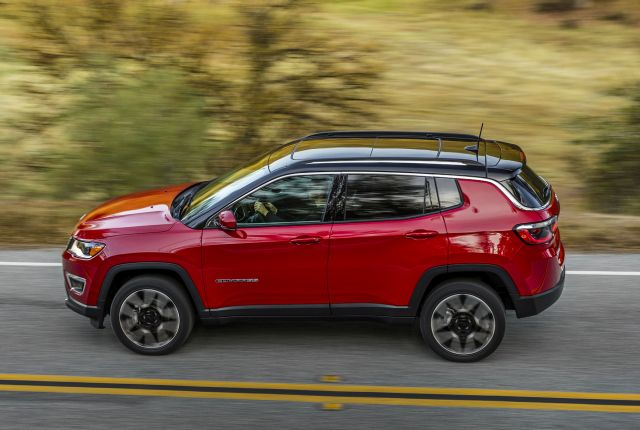 Fiat Chrysler Adds Fleet-Only Options for 2018