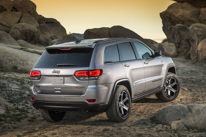 Jeep Adds Two Grand Cherokee Models for 2017