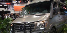 Mercedes-Benz Introduces Super High Roof Sprinter