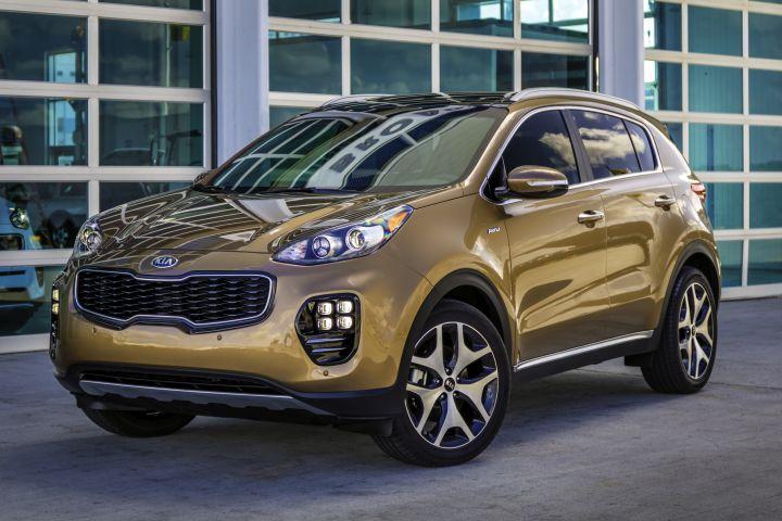 Kia Announces 2017-MY Fleet Incentives