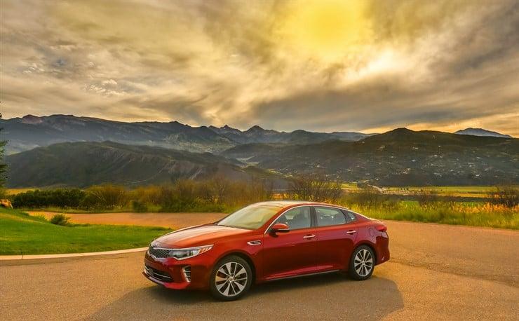 Kia Recalls Optima for Driveshaft