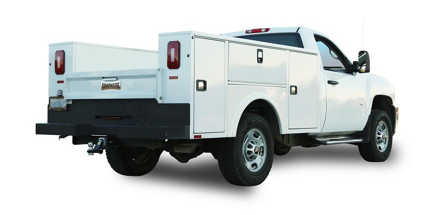 Knapheide Unveils Two Aluminum Truck Bodies Upfitting