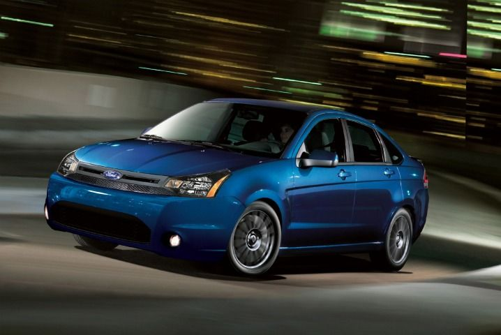Ford Names 19 Initial U.S. Cities for 2011 Focus Electric