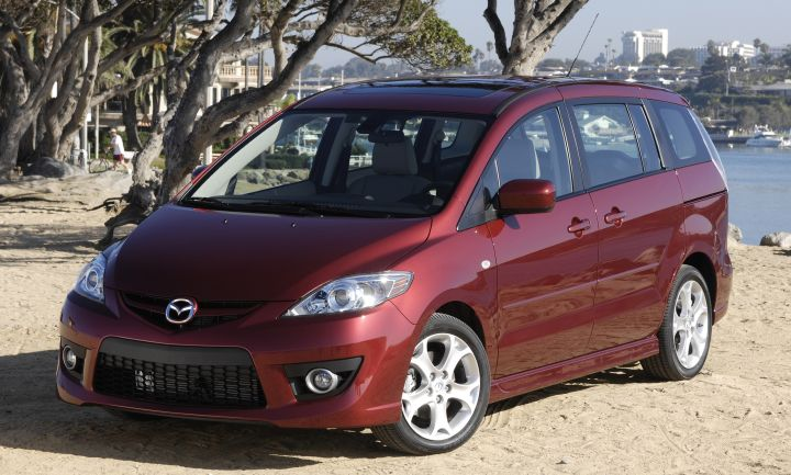 Mazda5 Receives NHTSA Five-Star Crash Test Ratings