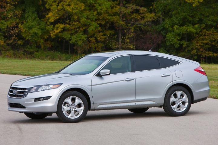 Honda to Launch New 2010 Accord Crossover
