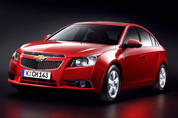 Chevy Cruze Finalist for World Car of the Year
