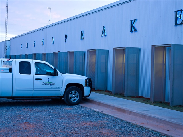 Chesapeake Accelerates Growing Fleet's Conversion to CNG