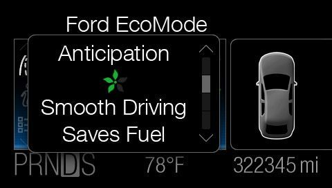 Ford Focus' EcoMode Improves Fuel Economy Up To 24 Percent