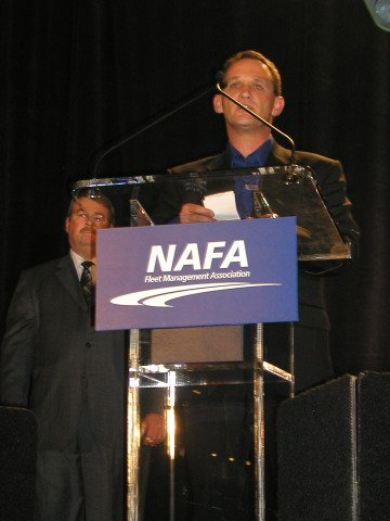 Del-Air Wins NAFA Award by Boosting Fleet Fuel Mileage 10%