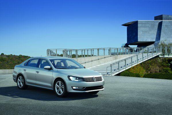 Volkswagen Reveals New 43 MPG Passat TDI for U.S. Market