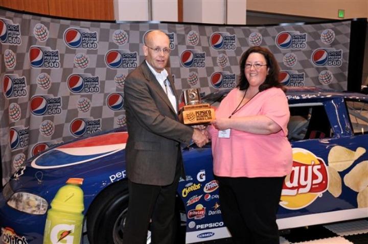 ARI Awarded 2010 PepsiCo Piston Cup