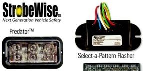 SoundOff Signal Introduces StrobeWise for Collision Avoidance and Rear Impact Defense