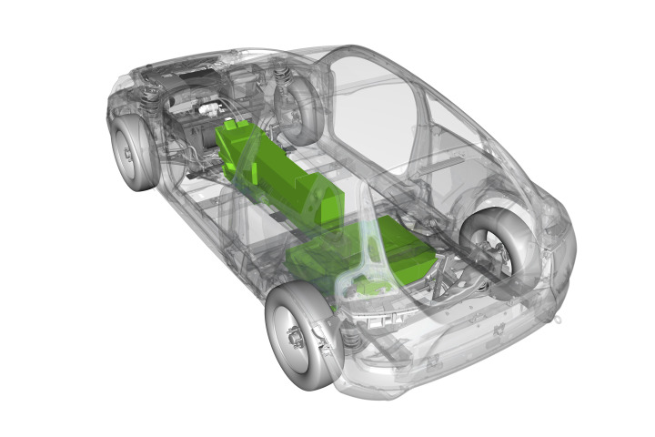 All-Electric Volvo C30 Project Presented for the First Time