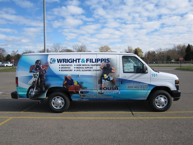 Wright & Filippis Using Propane Vehicles to Reduce Fuel Costs