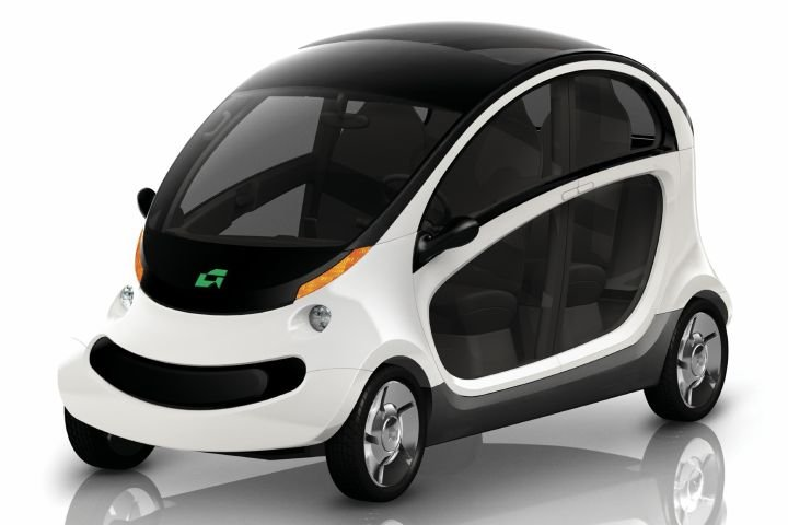 GEM Introduces Peapod Neighborhood Electric Vehicle