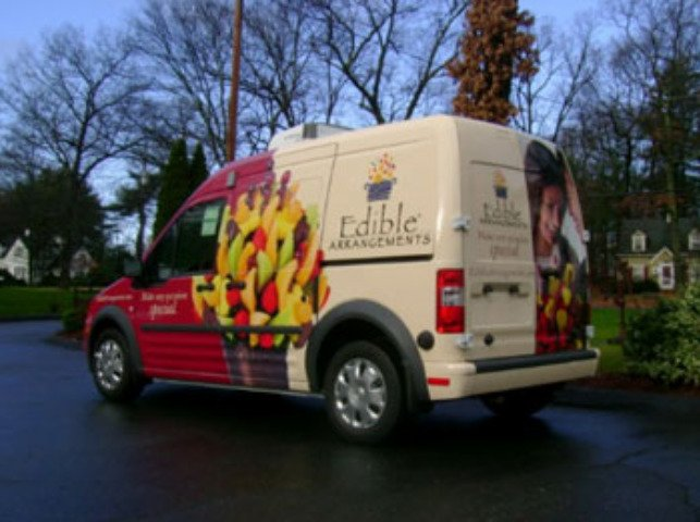 Edible Arrangements Adds 20 Transit Connects to Fleet