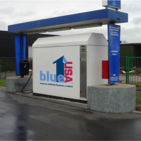 EZ Fuel Announces Exclusive Agreement with Blue1 to offer DEF Storage Solutions for North American SCR Fleet Owners