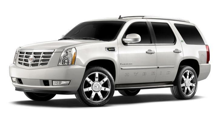 Cadillac Escalade Hybrid Launch Underway
