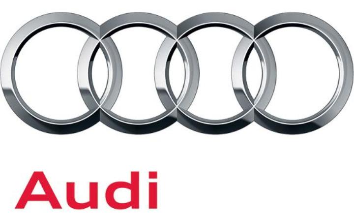 Audi Makes Subtle Changes to its Four-Ringed Emblem