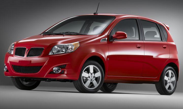 Pontiac Announces New Small Car for U.S. Market