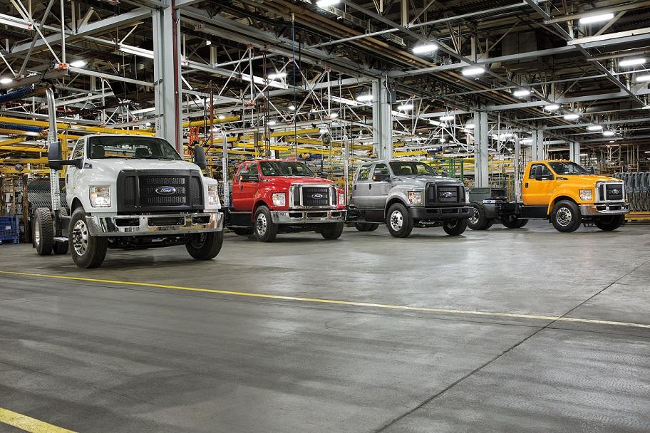 Landi Renzo to Offer Ship-Thru on Ford CNG Vehicles