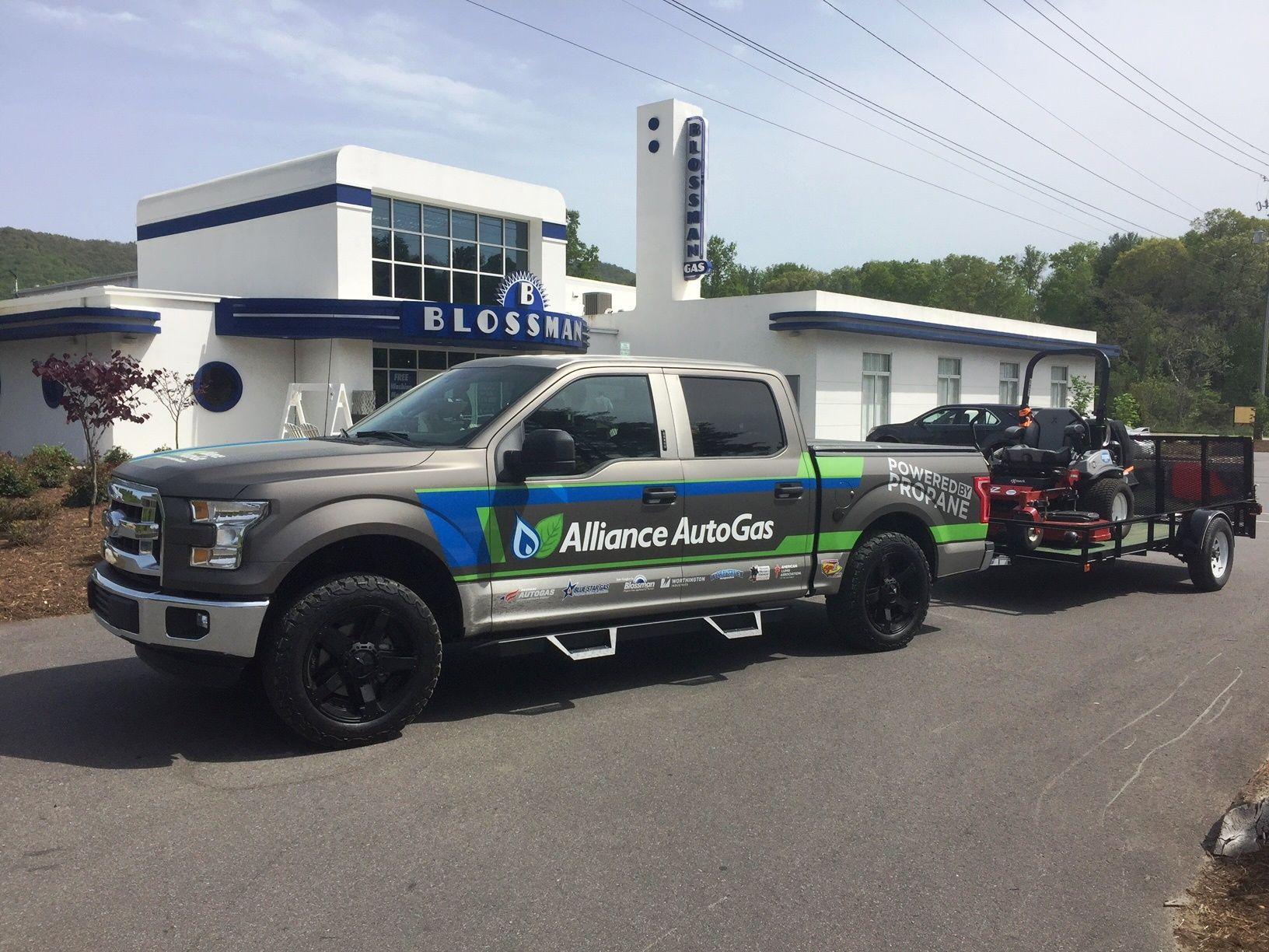 Alliance Autogas Ride Hits Oklahoma City