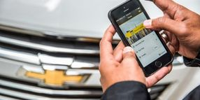 GM Launches Carsharing Program in NYC