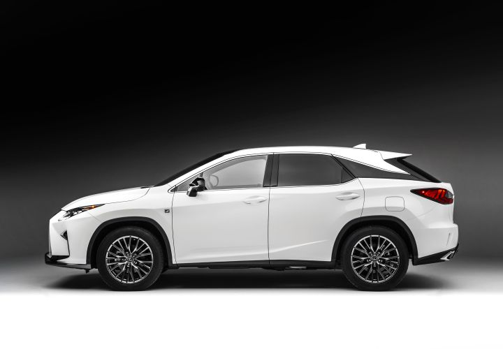 Next-Gen Lexus RX Gets Bolder Style, Safety Tech