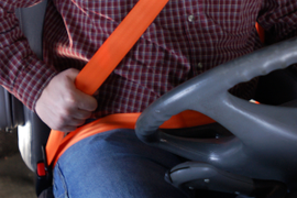 Seat Belt Use by Commercial Drivers Hits All-Time High