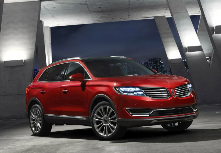 2016 Lincoln MKX Luxury SUV Offers V-6 Pair