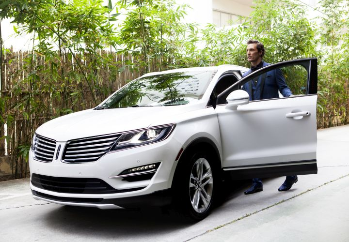 Lincoln to Introduce Full-Size Sedan by 2016