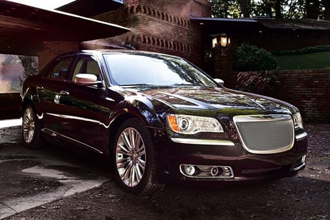 The new 2012 Chrysler 300 Luxury Series AWD combines the new eight-speed automatic transmission, fuel-efficient 3.6L Pentastar V-6 engine, and an advanced AWD system for maximum all-weather traction and efficiency.
