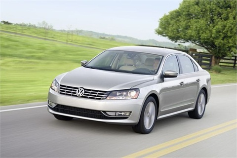 The Chattanooga, Tenn., plant only produces the Passat.