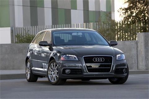 The 2013-MY Audi A3.