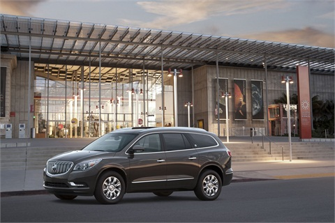 The 2013-MY Buick Enclave.