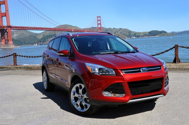 The 2013-MY Ford Escape.