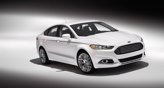 The IIHS named the 2013 Ford Fusion a Top Safety Pick.
