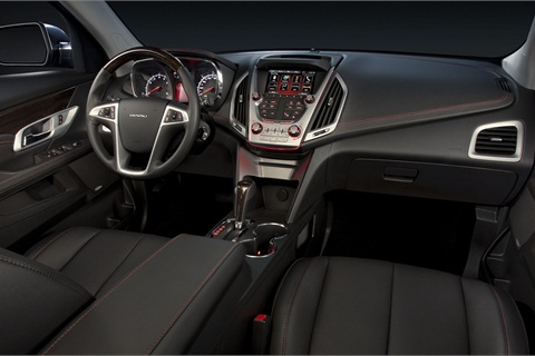 Inside, the new vehicle will feature a range of safety systems, such as forward collisin and lane departure alerts, as well as the touch- or voice-controlled IntelliLink system.