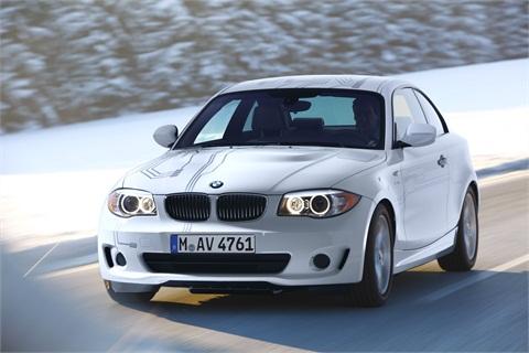 The BMW ActiveE.