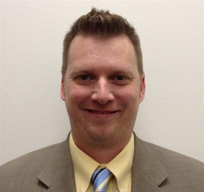 Ryan Dicken, Midwest regional sales manager for CEI.