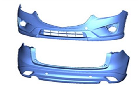 Mazda CX-5 bumpers