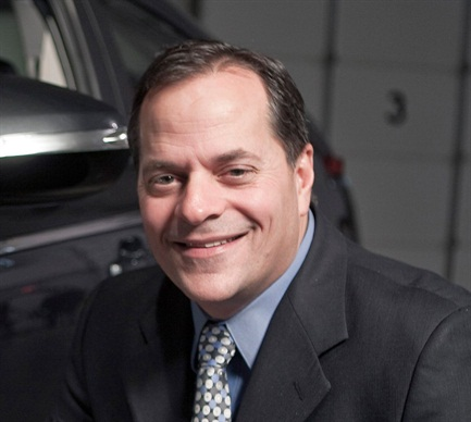 Doug L. Parks, vice president, product programs, for GM.