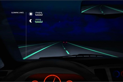 The Smart Highway project employs a range of new technologies to make roads safer and more interactive and sustainable.