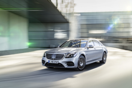 Next-Gen Mercedes-Benz S-Class PHEV to Arrive in 2019