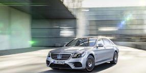 Next-Gen Mercedes-Benz S-Class PHEV to Arrive in 2019