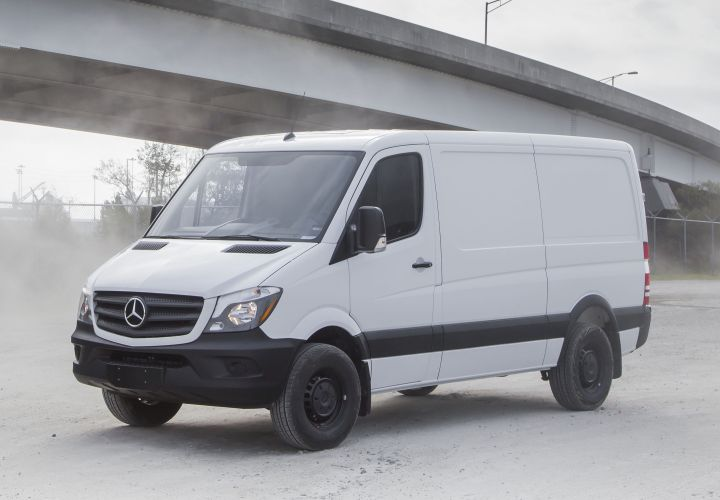 Mercedes-Benz Offers Sprinter Worker Model, Leasing Program