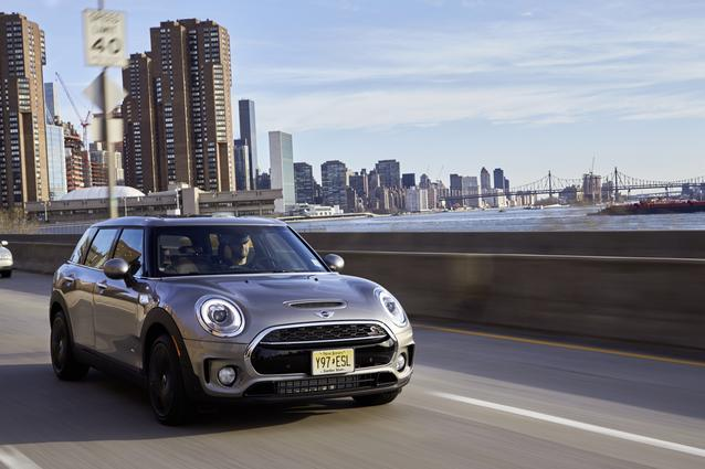 Mini Cooper Models Recalled for Brake Lights